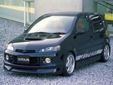 Pictures of WALD Daihatsu YRV 2000–06