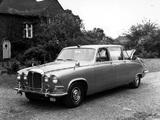 Daimler DS420 Landaulette (MkII) 1973–74 photos