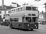 Pictures of Daimler Fleetline CRG6LX Roe H4434F 1966–
