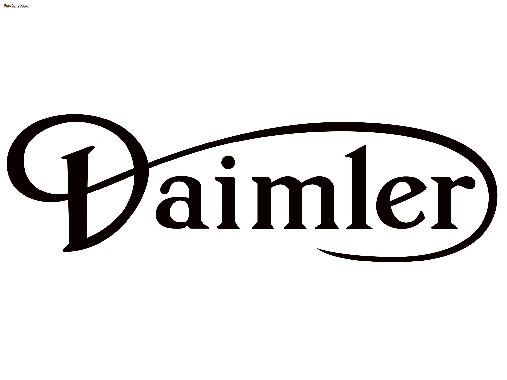 Daimler wallpapers (2048 x 1536)
