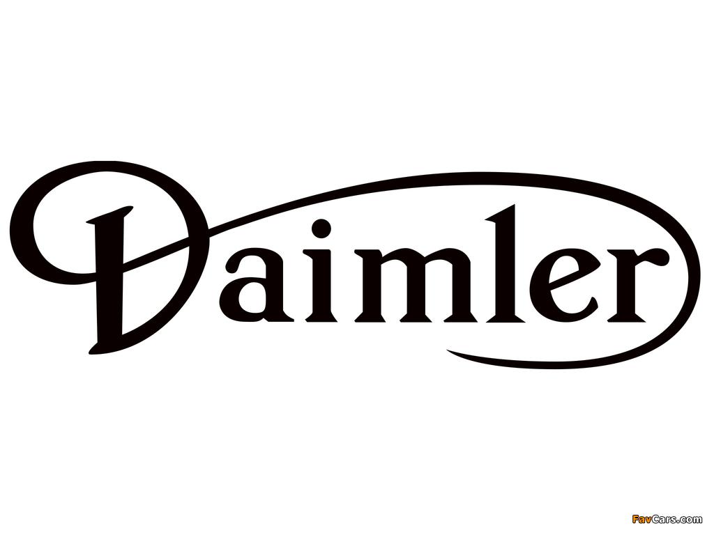Daimler wallpapers (1024 x 768)