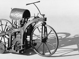 Photos of Daimler Riding Car (1885)