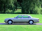 Daimler V8 (X308) 1998–2003 wallpapers