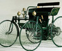 Daimler Wire Wheel Carriage (1889) pictures