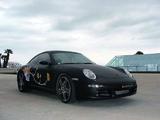 Dartz Porsche 911 WHALE.SKIN.VINYL (997) 2010 pictures