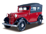 Datsun 17 Phaeton 1938 wallpapers