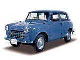 Datsun 112 1956–57 wallpapers