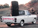 Datsun 1200 Ute photos