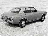 Datsun 140J Sedan 1973–77 pictures