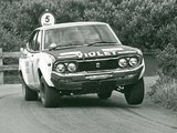 Datsun 160J Rally Car pictures