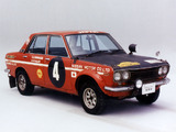 Images of Datsun 1600 Rally Car