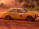 Photos of Datsun 1600 Rally Car