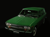 Datsun 1600 Station Wagon (510) 1968–74 wallpapers