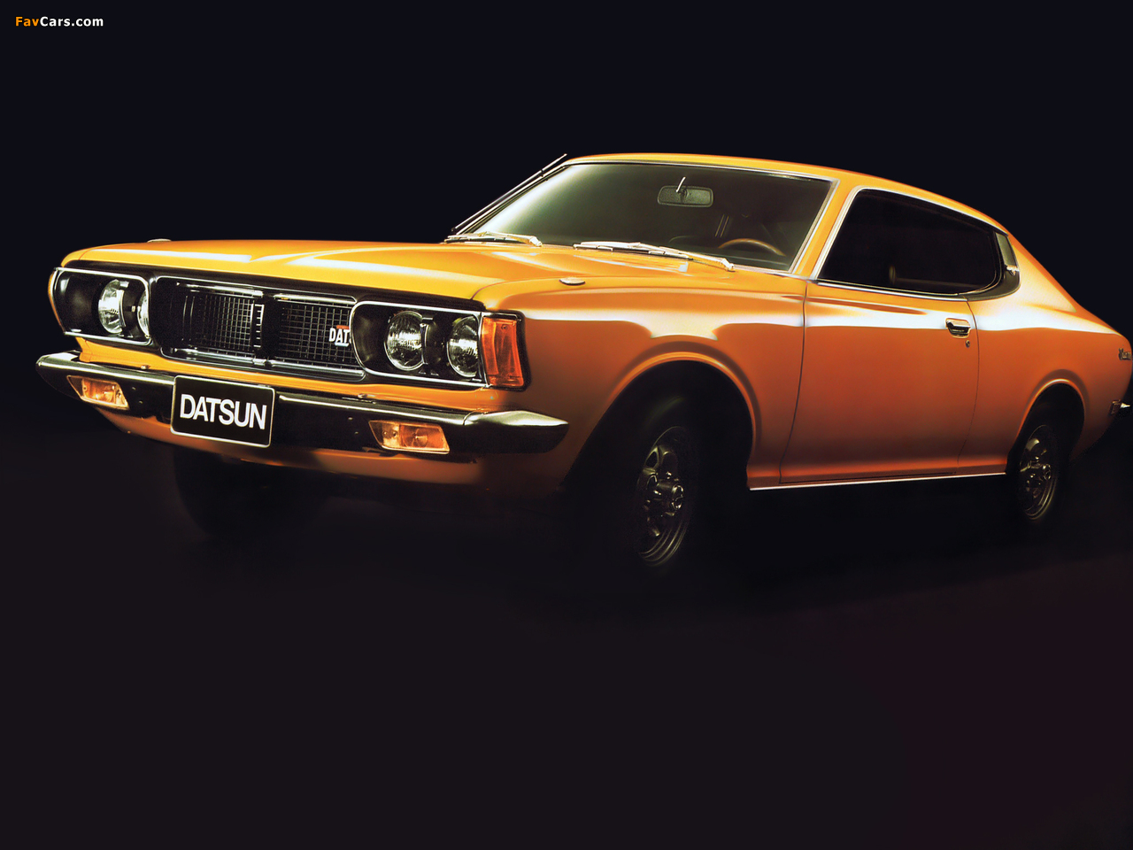 Datsun 180B Coupe (610) 1973–76 photos (1280 x 960)
