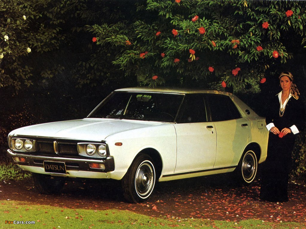 Photos of Datsun 200 (C130) 1972–77 (1024 x 768)