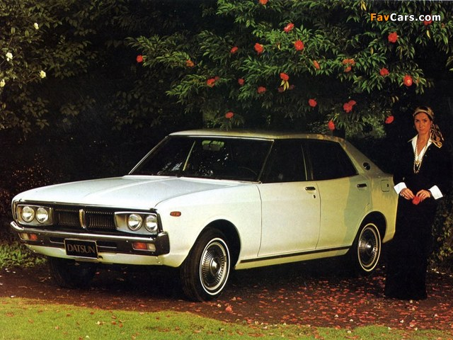Photos of Datsun 200 (C130) 1972–77 (640 x 480)
