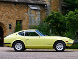 Datsun 240Z UK-spec (HS30) 1969–74 pictures