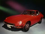 Datsun 240Z (HS30) 1969–74 pictures