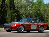 Datsun 240Z Super Samuri Coupe (S30) 1973 wallpapers