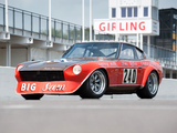 Datsun 240Z Big Sam Sports Racing Coupe (S30) 1972 wallpapers