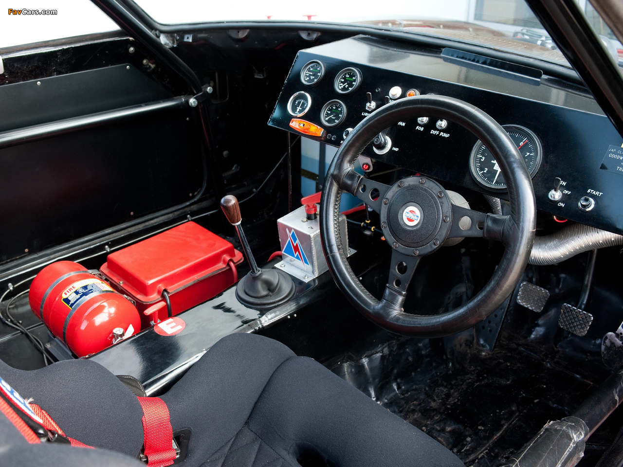 Images of Datsun 240Z Big Sam Sports Racing Coupe (S30) 1972 (1280 x 960)
