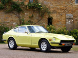Photos of Datsun 240Z UK-spec (HS30) 1969–74