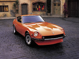 Photos of Datsun 260Z (RLS30) 1974–78