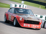 Photos of Datsun 240Z Big Sam Sports Racing Coupe (S30) 1972