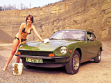 Pictures of Datsun 260Z 2by2 (RGS30) 1974–78