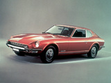 Datsun 260Z 2by2 (RGS30) 1974–78 wallpapers