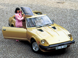 Pictures of Datsun 280ZX 2by2 T-Roof (GS130) 1980–83