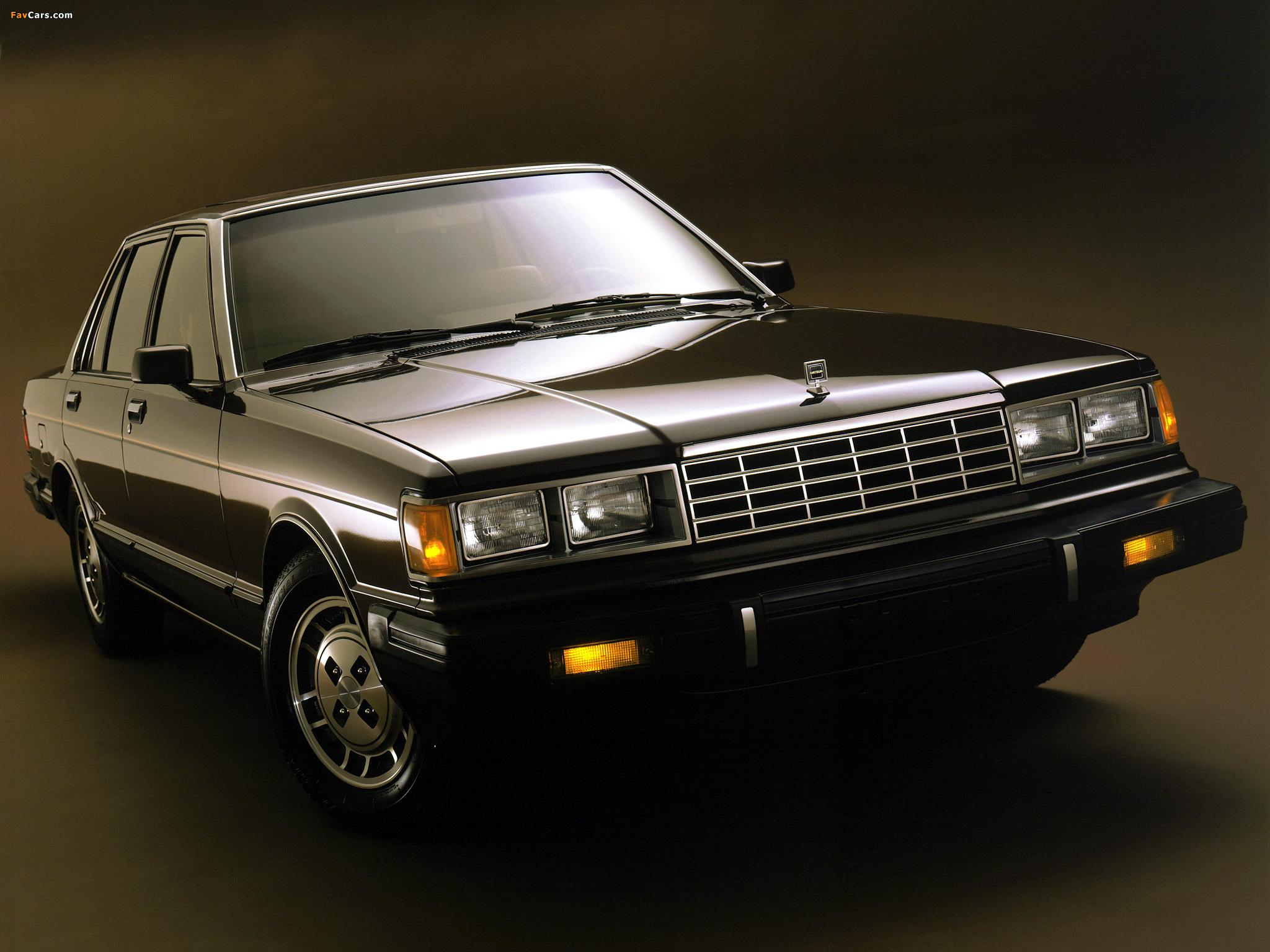 Photos of Datsun 810 Maxima 1981–84 (2048 x 1536)