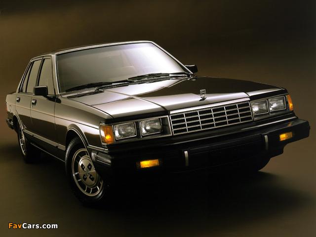 Photos of Datsun 810 Maxima 1981–84 (640 x 480)