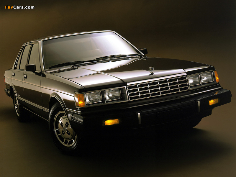 Photos of Datsun 810 Maxima 1981–84 (800 x 600)