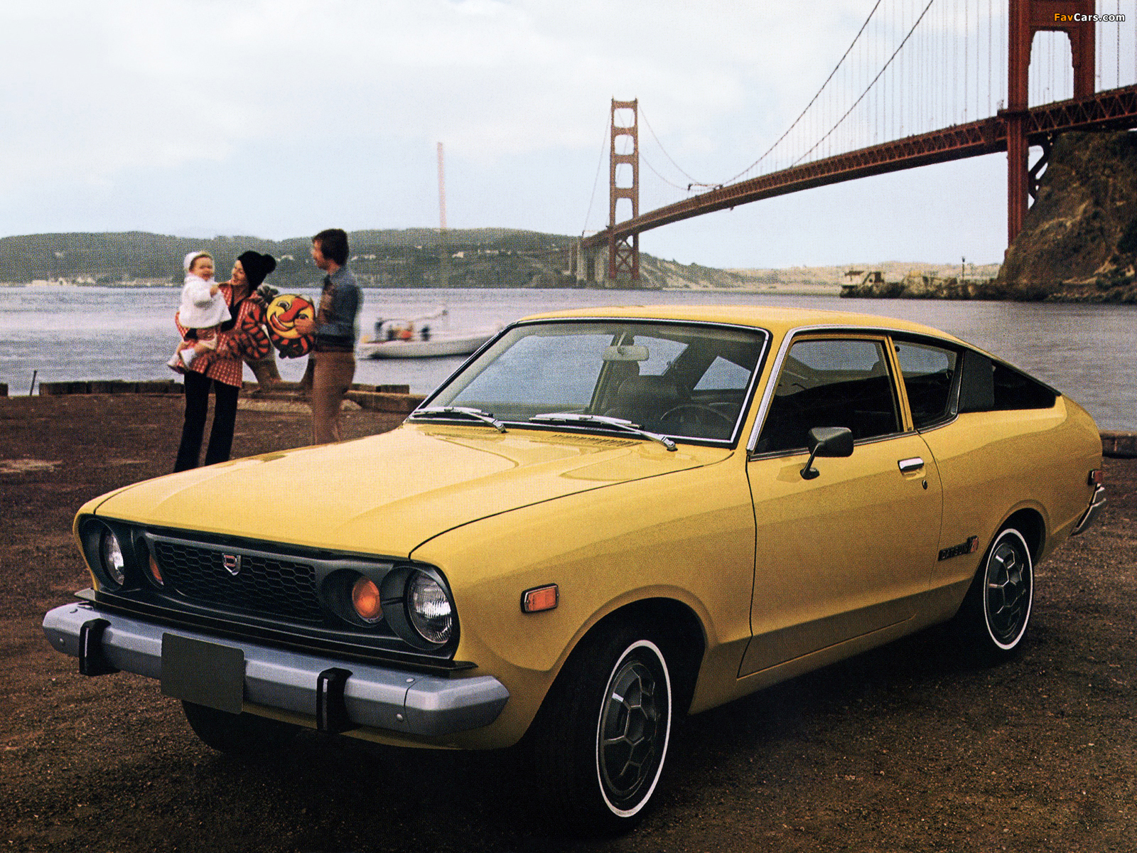 Datsun B-210 Coupe 1975 pictures (1600 x 1200)