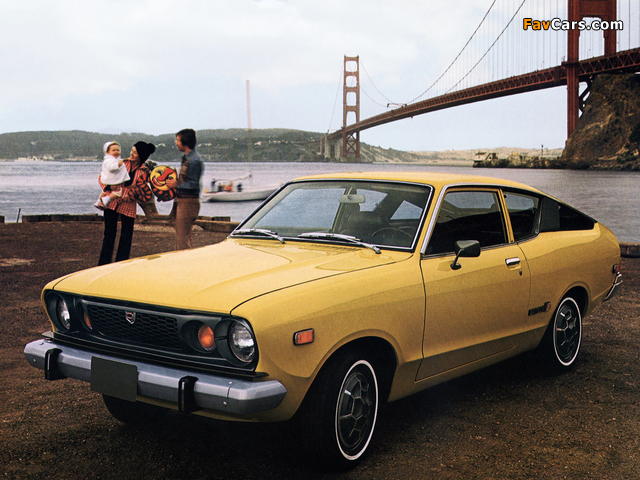 Datsun B-210 Coupe 1975 pictures (640 x 480)