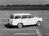 Datsun Bluebird Estate Wagon (WP312) 1962–63 wallpapers