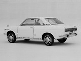 Datsun Bluebird 1600 SSS Coupe (KB510) 1968–71 pictures
