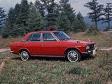 Datsun Bluebird 1600 SSS 4-door Sedan (510) 1968–71 wallpapers