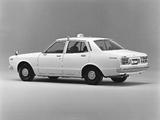 Datsun Bluebird Sedan Taxi (810) 1976–78 pictures