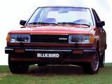 Datsun Bluebird (910) 1979–83 wallpapers