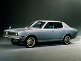 Images of Datsun Bluebird U Sedan (610) 1971–73