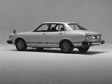 Images of Datsun Bluebird Sedan (810) 1978–79