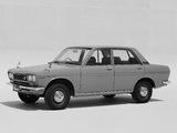 Photos of Datsun Bluebird 4-door Sedan (510) 1967–72