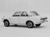Photos of Datsun Bluebird 4-door Sedan (510) 1967–72
