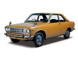 Pictures of Datsun Bluebird 1600 SSS Coupe (KB510) 1968–71