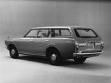 Pictures of Datsun Bluebird U Van (610) 1971–73