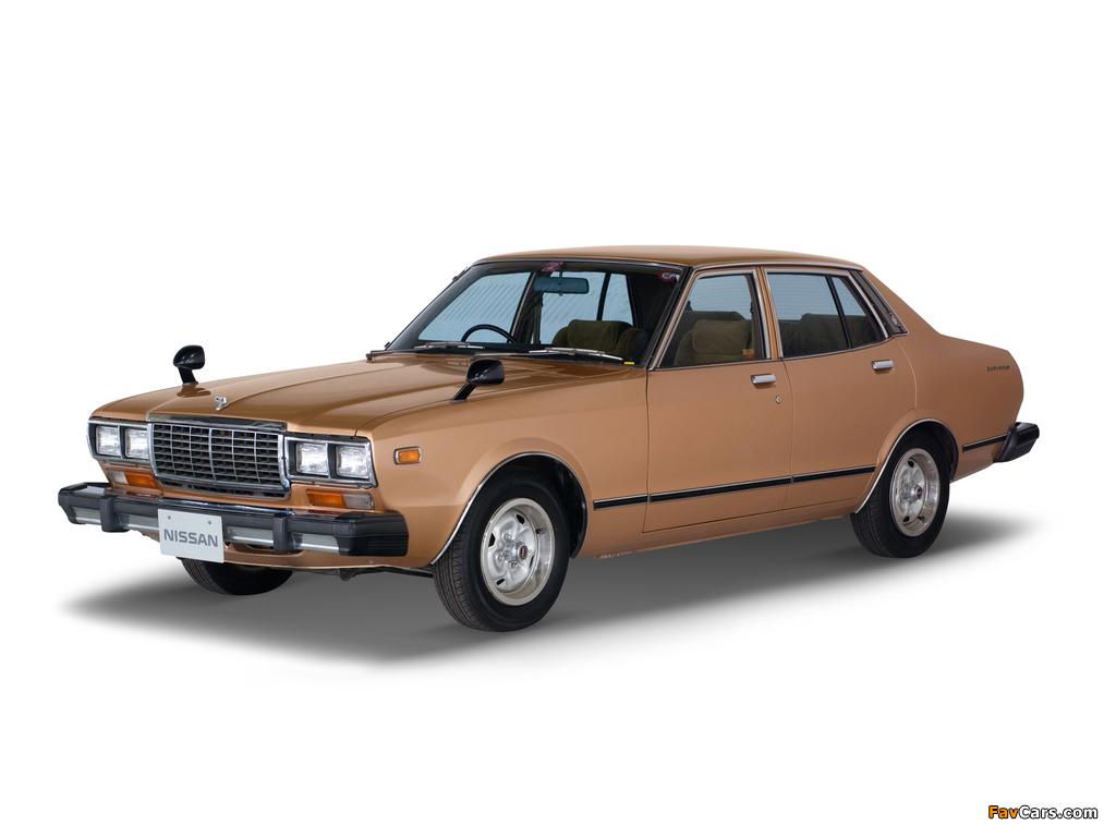 Pictures of Datsun Bluebird Sedan (810) 1978–79 (1024 x 768)