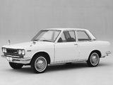 Datsun Bluebird 2-door Sedan (510-P) 1967–72 wallpapers