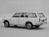 Datsun Bluebird Wagon (WP510) 1967–71 wallpapers